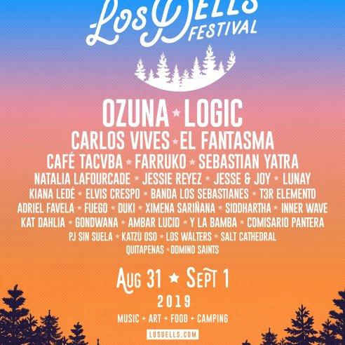 Los Dells Festival,USA/2019-09-01